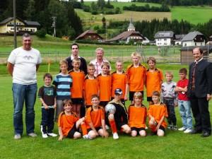 Jugend - USV St. Andrä - Dressen