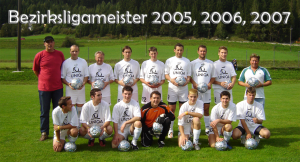Mannschaftsfoto Fussball, USV St. Andrä