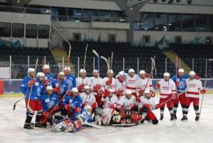 Eishockey-Challenge 2011, Bildergalerie, USV St. Andrä